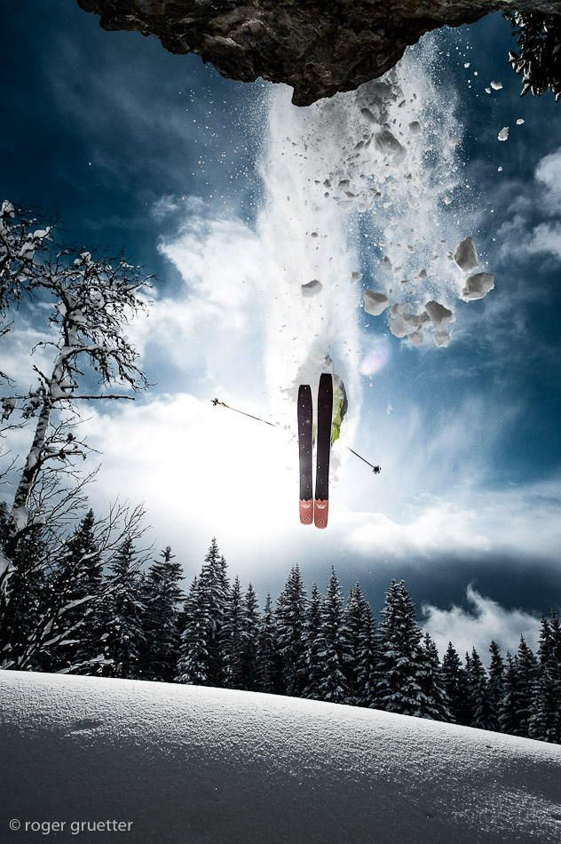 one of my favorits of 2012/13 Skier: Whisky Ambühl