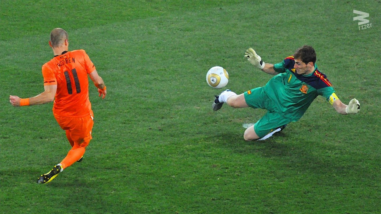 25 Famous Saves By Goalkeepers Impossible To