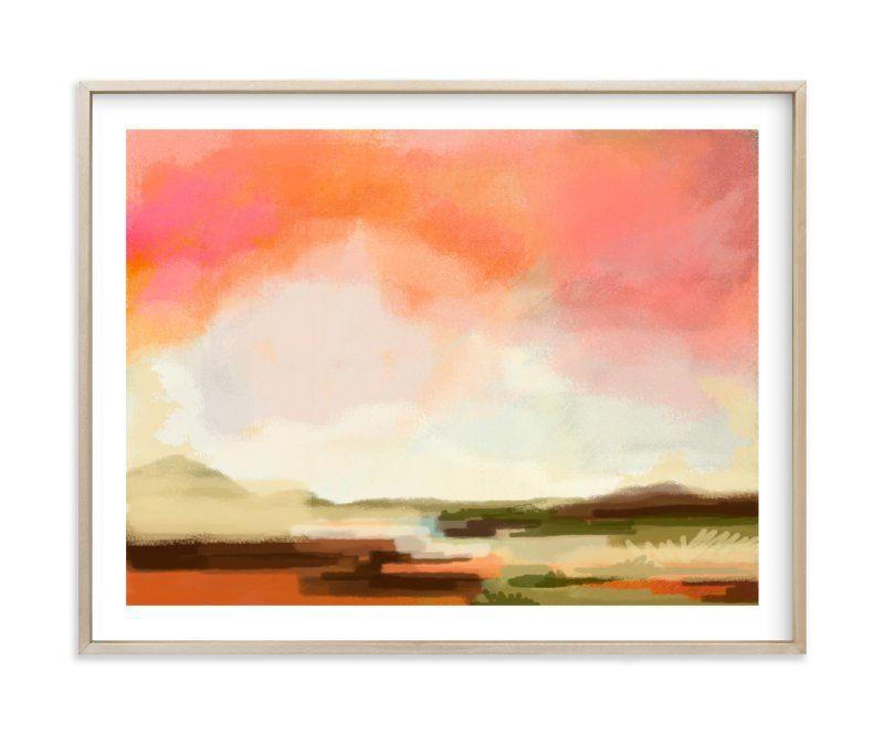 Desert Walk Art Print Limited Edition Art Print Art Prints Art