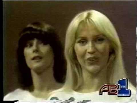 ABBA - SOS (American Bandstand Nov 15 1975)