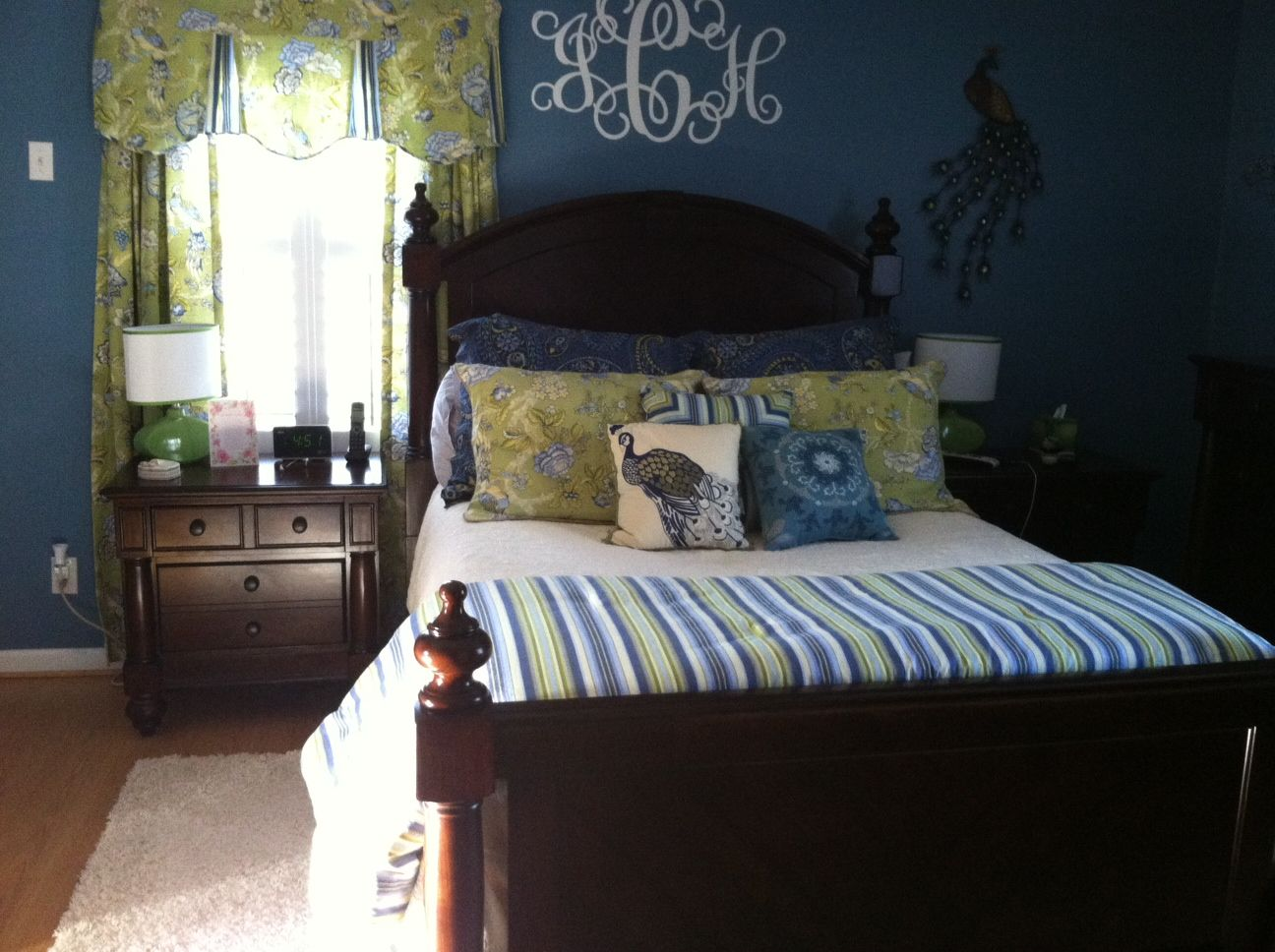 master bedroom redo with monogram above bed master on discover ideas about master dream bedroom id=59982