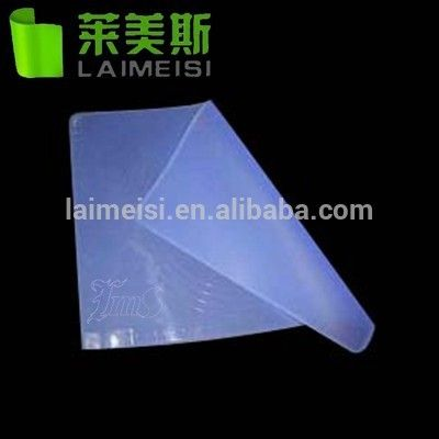 Soft Transparent Silicone Rubber Sheet 0 5mm Photo Detailed About Soft Transparent Silicone Rubber Sheet 0 5m Transparent Silicone Silicone Rubber Transparent