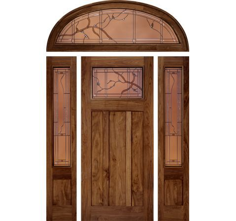 Custom Wood Gl Panel Exterior Door | JELD-WEN Doors & Windows ... on bottom door sweeps for exterior doors, andersen exterior doors, marvin exterior doors, pella exterior doors, jeld wen sliding doors, nice doors,