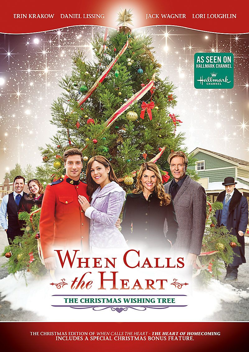 When Calls The Heart Christmas Special 2019.When Calls The Heart The Christmas Wishing Tree Dvd
