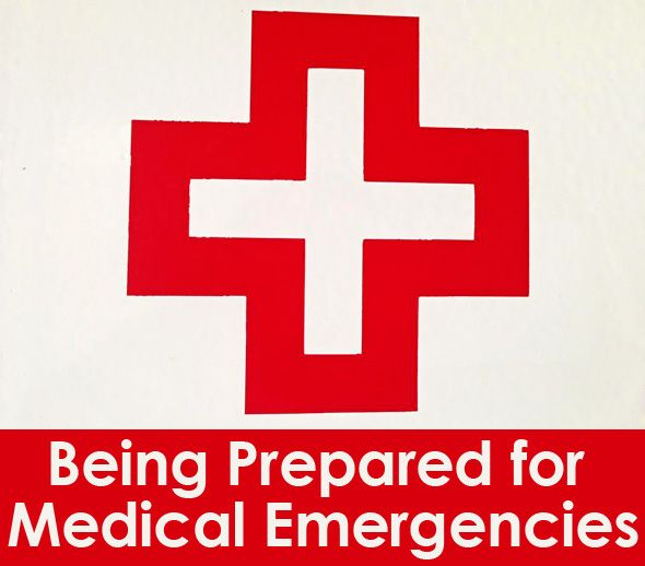 Being prepared for medical emergencies medical survival and being prepared for medical emergencies fandeluxe