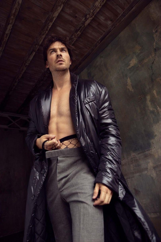Ian Somerhalder for Schön! in 2020   Ian somerhalder photoshoot, Damon  salvatore vampire diaries, Ian somerhalder vampire diaries