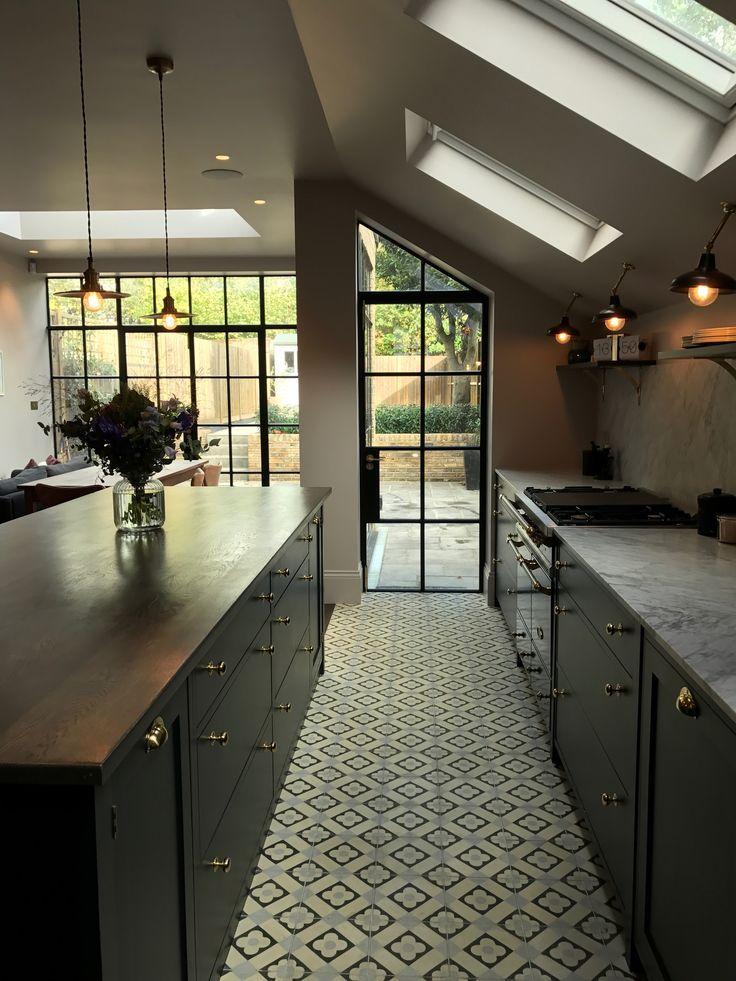 Best Bespoke Kitchen By 202 Design With Queens Park Design 640 x 480