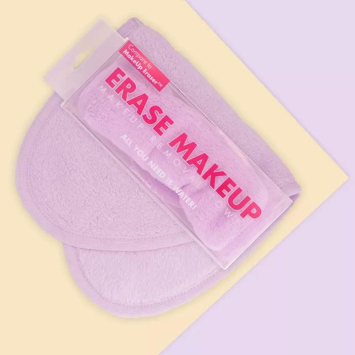 Erase Makeup Facial Cleansing Cloth in 2020 Facial