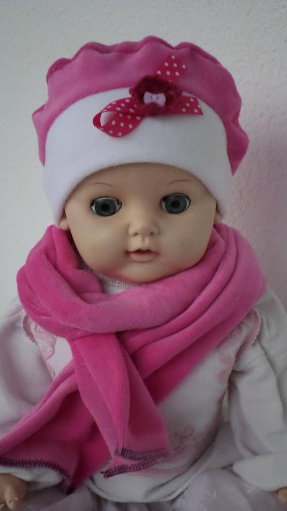 bonnet béret chapeau bébé écharpe lin eva jersey coton   BONNETS ... 311684bfcc1