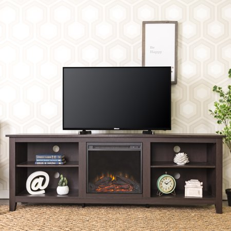 Home Fireplace Tv Stand Wood Fireplace Tv Stand Console