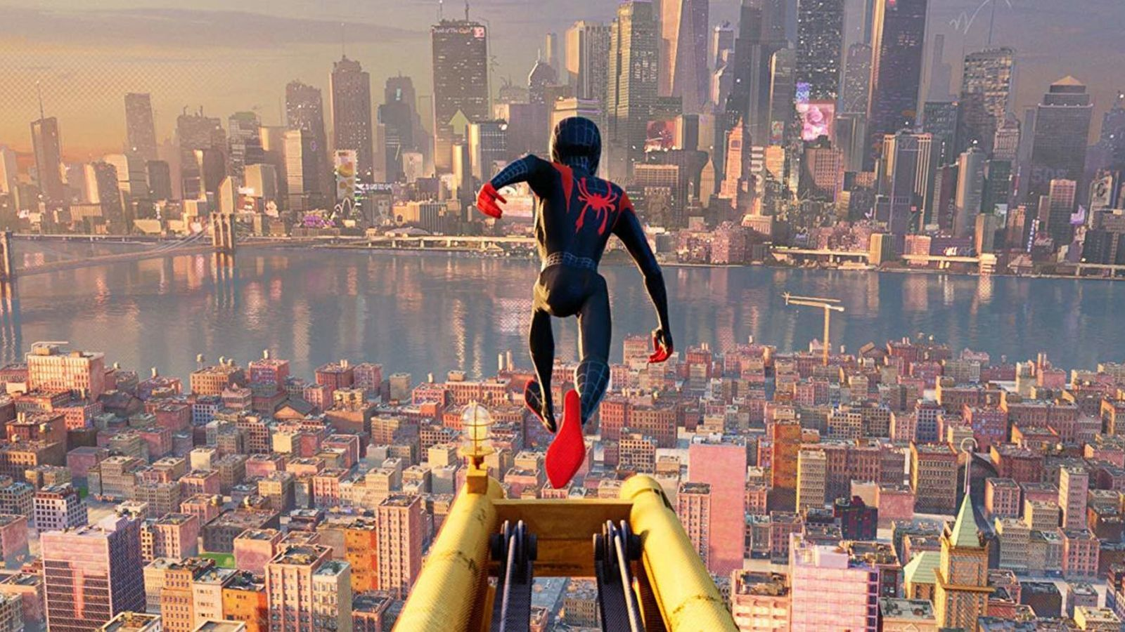 We Answer Your Burning Questions After Spider Man Into The Spider Verse Best Superhero Movies Spider Verse Best Superhero