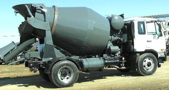 Complete Small Mixers Concrete Mixers Concrete Truck Mixer Truck