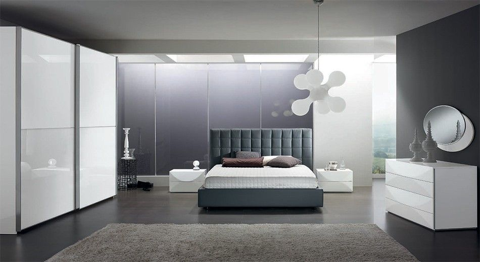Italian Bed / Bedroom Set Scacco 03 by SPAR - $2,67500 Italian - Italian Bedroom Sets