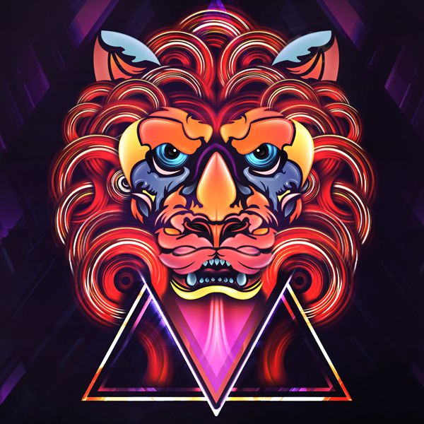 León de Girardot by Luchenticius , via Behance