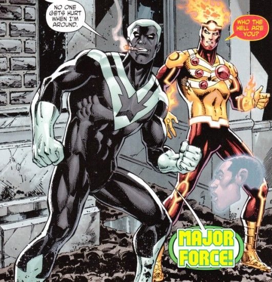 New 52 Major Force