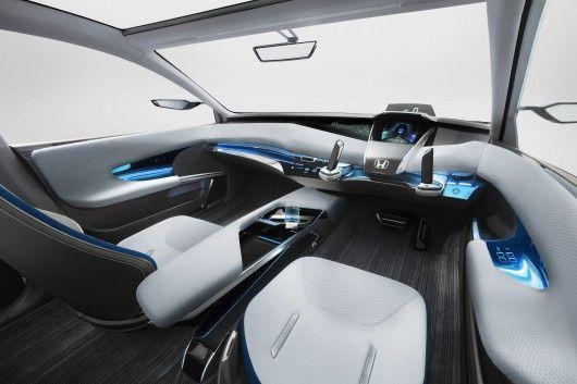 Honda AC-X Interior Picture