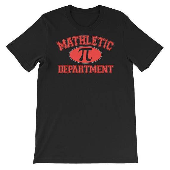 81f70a85 Mathlete Tee - Mathlete Gift - Mathematics Tee - Cool Math Shirt - Math  Joke Shirt - Mathletic Depar | Andrew's classroom | Math shirts, Math  jokes, Shirts