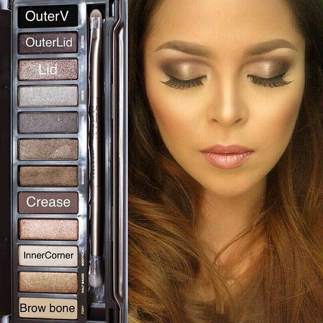 Connu Urban Decay: Naked 2 | Make up | Pinterest | Maquillage  SY71