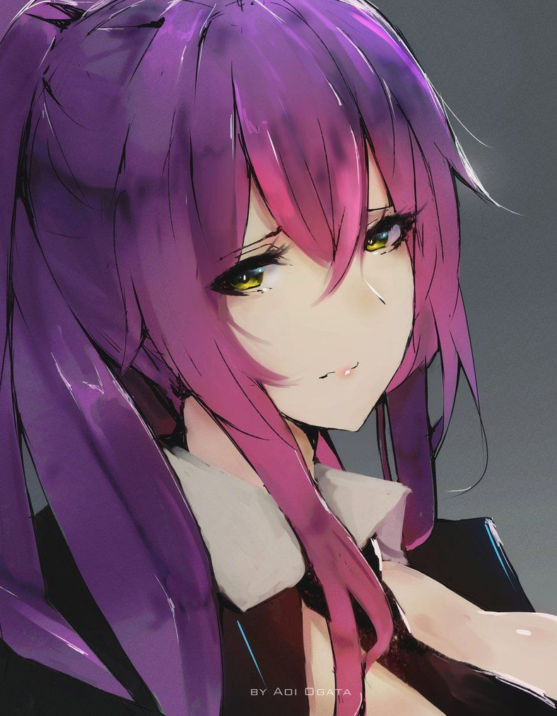 Anime Girl Oc