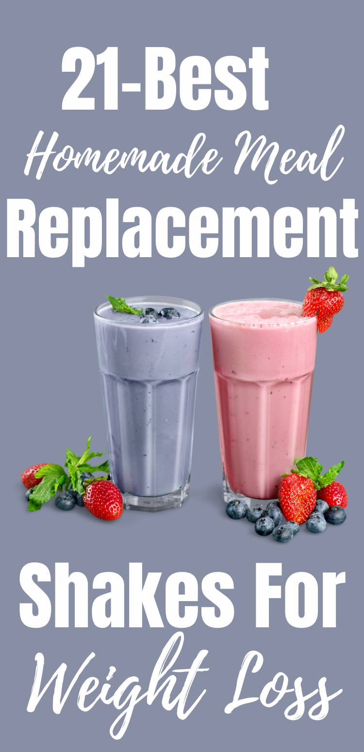 Best Homemade Meal Replacement Shakes In 2020 Meal Replacement Shakes Homemade Meal Replacement Shakes Meal Replacement Smoothies