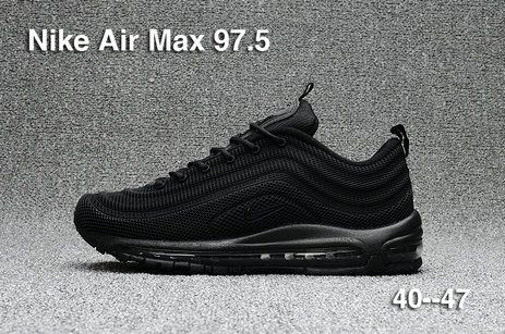 Air Max Bw Ultra Supremacist Noir Et Blanc