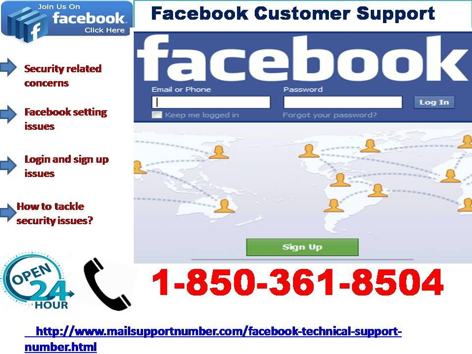 What To Do To Get Facebook Customer Support 18503618504