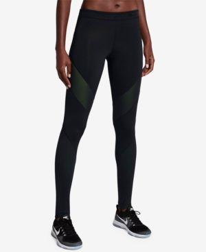 83b504289d77e Nike Pro Hyperwarm Fleece-Lined Leggings - | Products | Nike pros ...