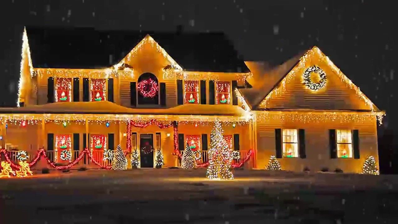 Outdoor House Decorations Stars Outdoor Christmas Lights Christmas House Lights Christmas Lights Wallpaper