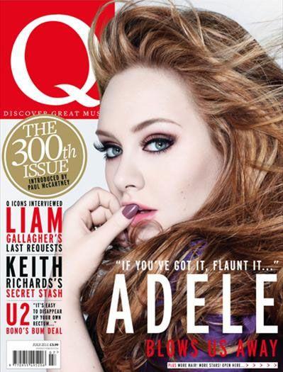 Pre Production Analysis Of Magazines Adele Adele Love Adele Music