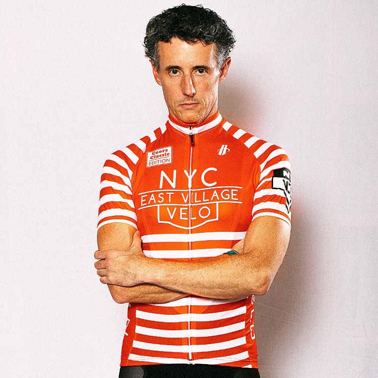 Nycvelo Coors Classic inspired jersey by Alex Ostroy of PoseurSport