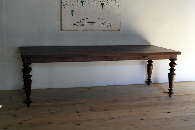 Crafted wood furniture with beautiful details sawkille for Sawkille furniture