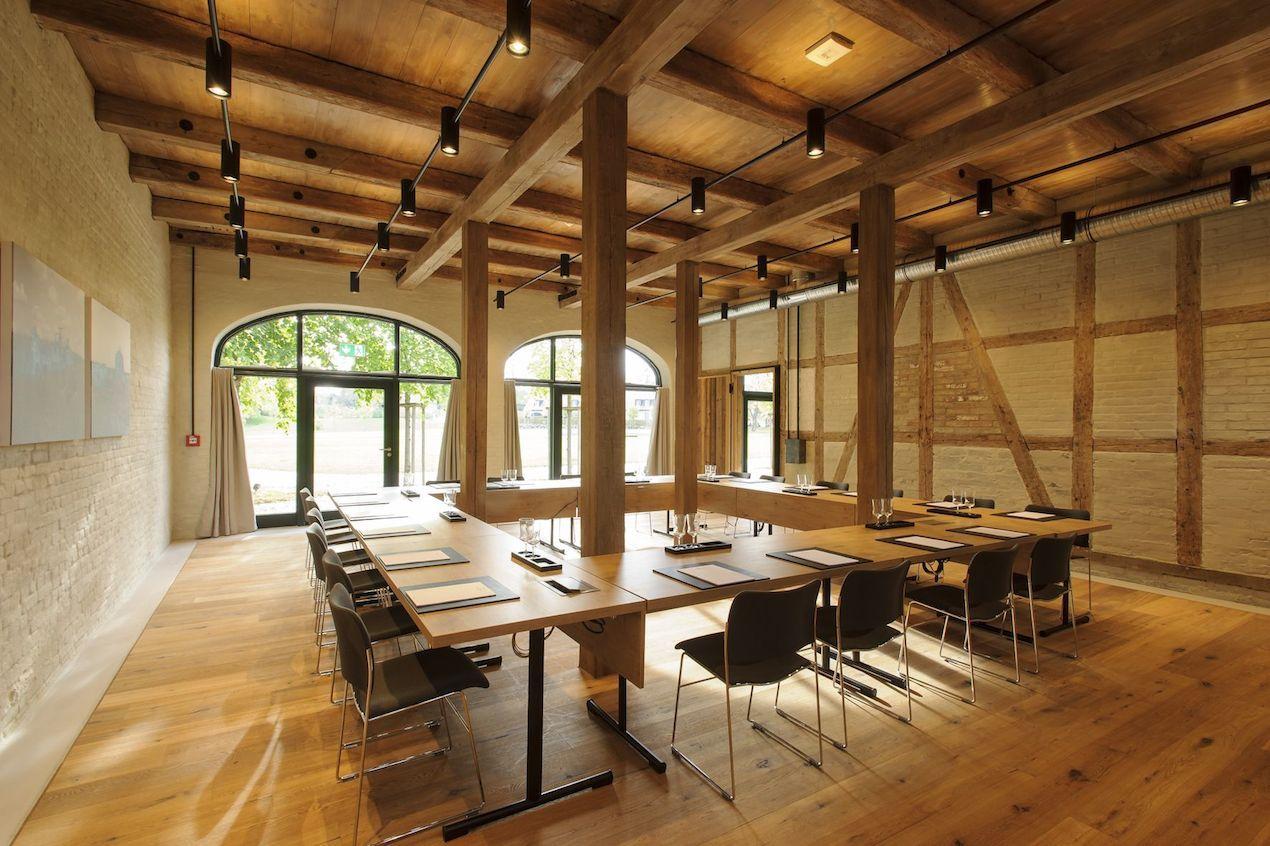 Interview mit dem Architektur Büro Korb zum Thema Innengestaltung von Eventlocations.