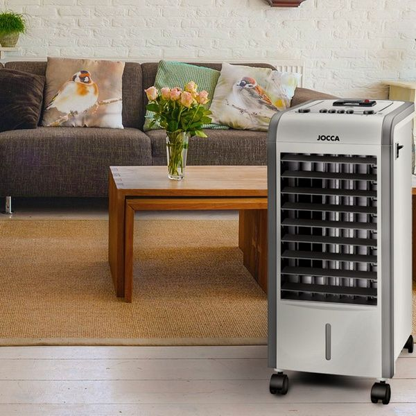 Jocca 3-in-1 Air Cooler with Repellent Compartment and Humidifier