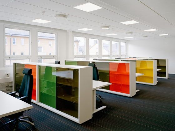 Modern office furniture , ideas for your office design , el helow ...