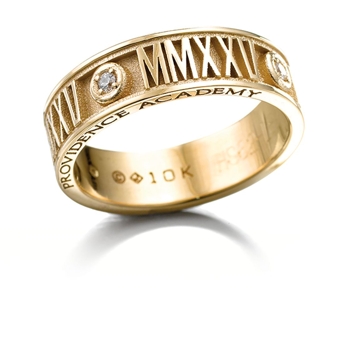 Even The Roman Numeral Rings Are 30 Off On St Patrick S Day