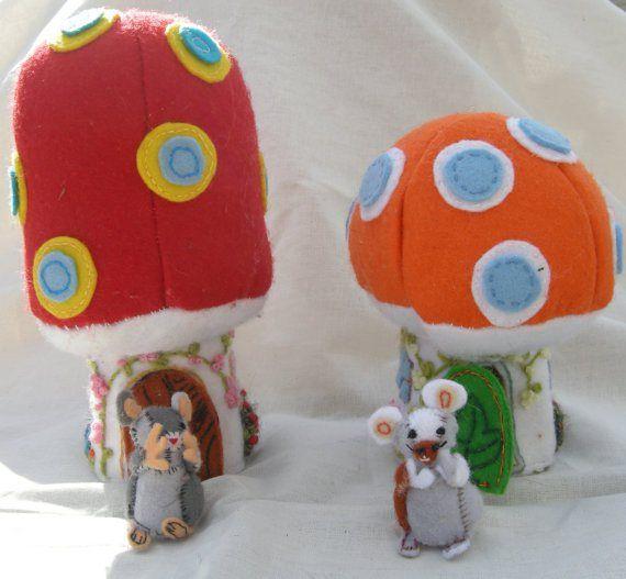 felt crafts | Eco Felt Crafts