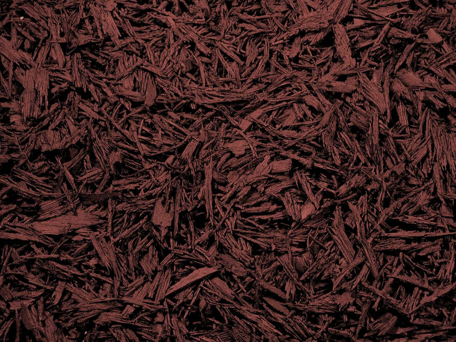Rubber Mulch Redwood Shredded | aurora-rubber-flooring