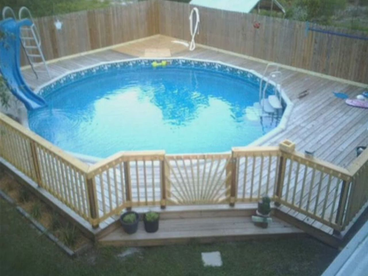 ULTIMATE GUIDE TO ABOVE-GROUND POOLS