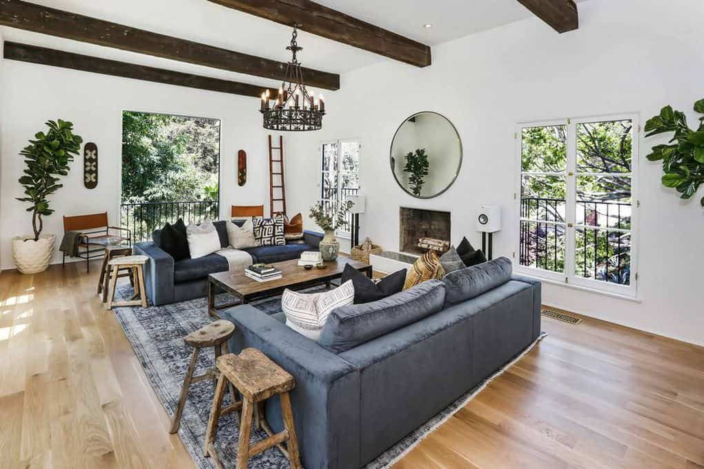 50 Spanish Style Living Room Ideas Photos Spanish Style Living Room Spanish Living Room Spanish Style Homes