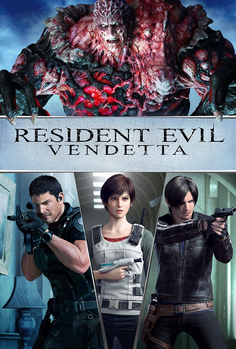 Video Games Resident Evil Vendetta Resident