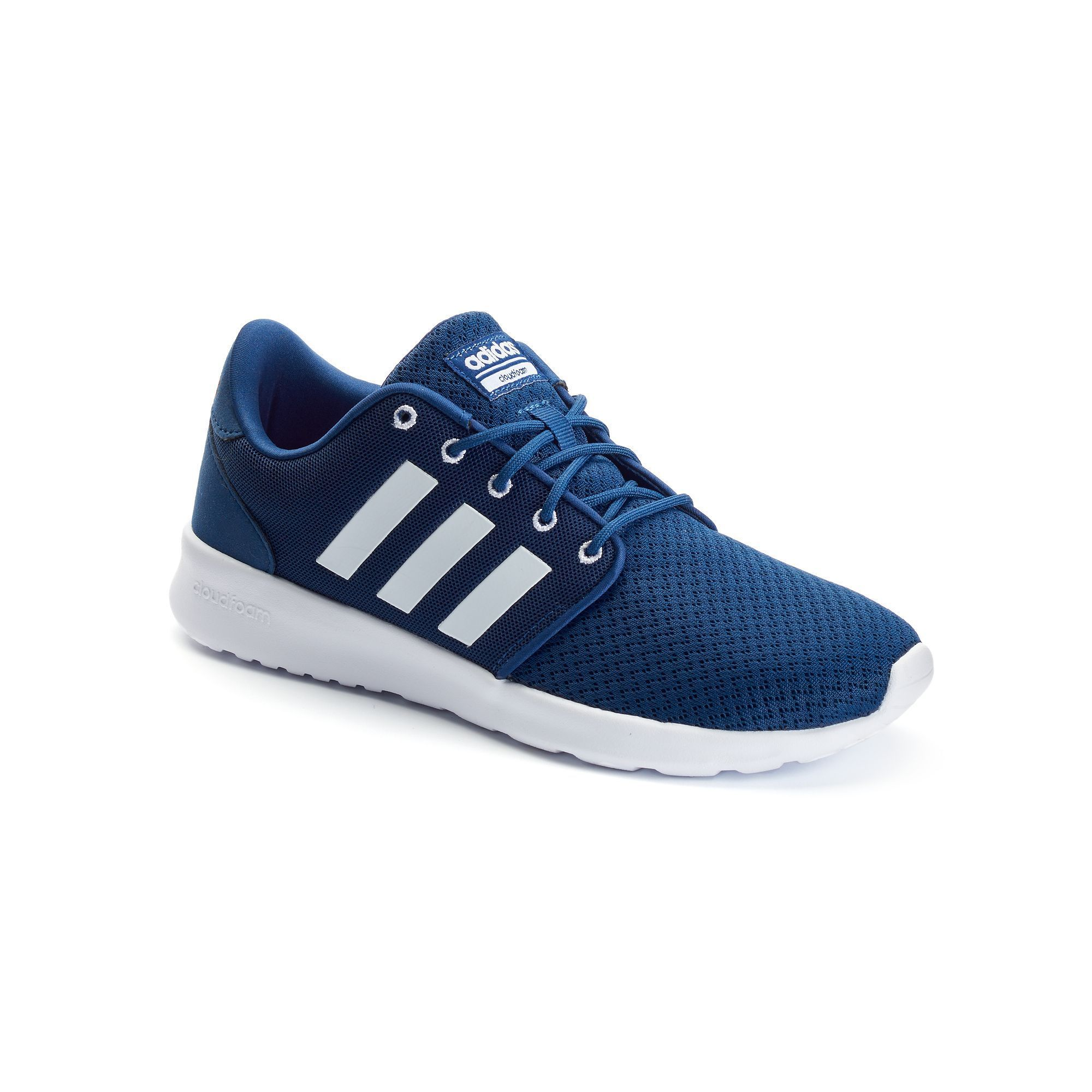 quality design fbd29 b209e Adidas NEO Cloudfoam QT Racer Women s Shoes, Size  6.5, Dark Blue