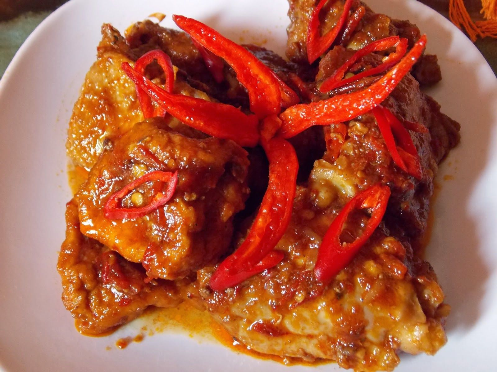 Aneka Resep Masakan Indonesia Resep Ayam Balado Resep Ayam Resep Masakan Resep