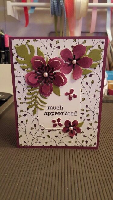 Thank-you card More Cards Pinterest Tarjetas, La madre y - tarjetas creativas