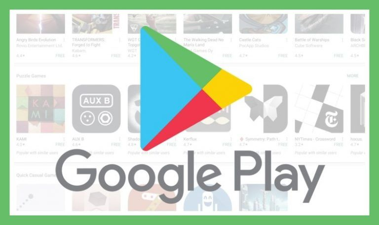 Almost all the android devices have an inbuilt play store
