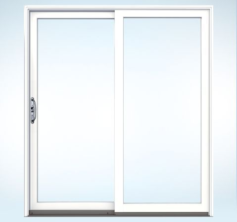 Jeld-wen W-2500. Good quality for a great price. Coach house here we come!