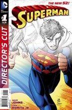 Superman: Director's Cut #32 DC Comics Wed, September 10th, 2014