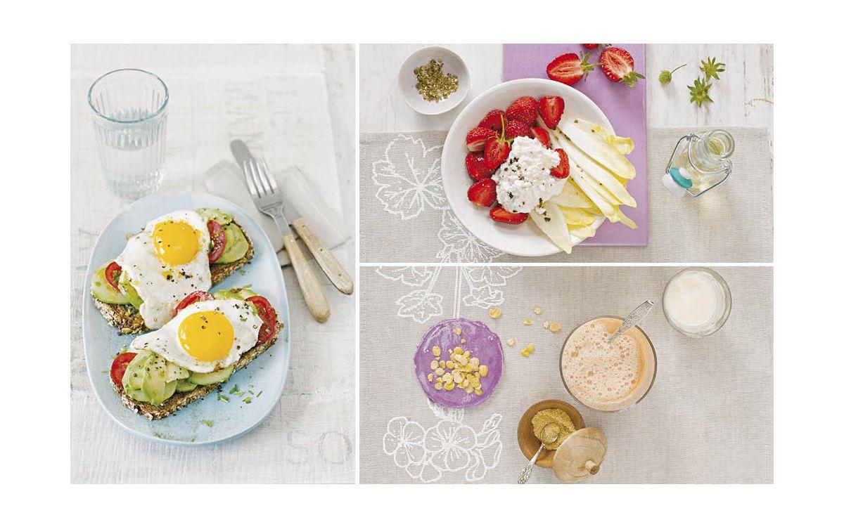 Metabolic Balance - Gesundes Frühstück: Wer seinen Tag mit einer ausgewogenen Ernährung beginnt, tut sich, seiner Figur und dem Stoffwechsel etwas Gutes.
