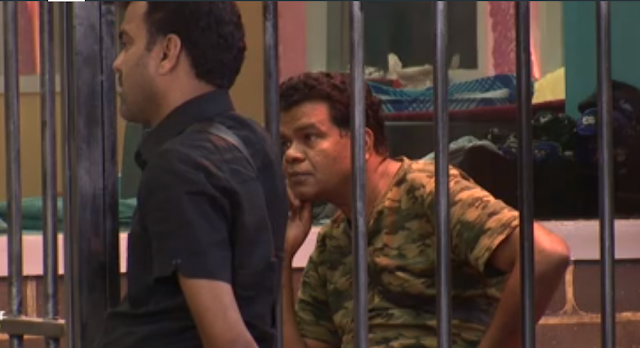 POONAMBALAM GETS INTO JAIL After the eviction episode in Bigg Boss