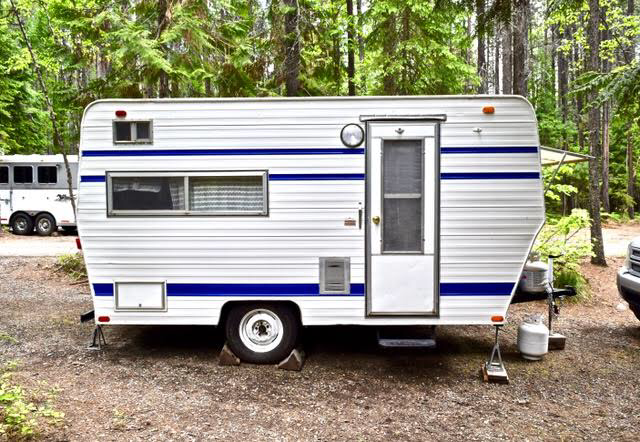 1975 Bell 16' Trailer | Vintage Trailers | Rv trailers for