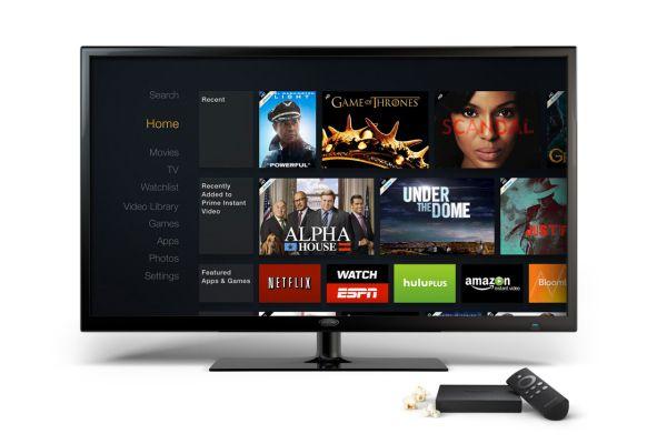 Amazon Prime Video Tv-Sendungen